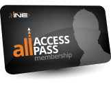 Get an All Access Pass for 2 Years for only $1599!