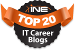 INE's Top 20 IT Career Blogs